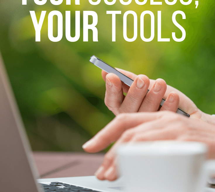Your Success, Your Tools by Heather Quisel