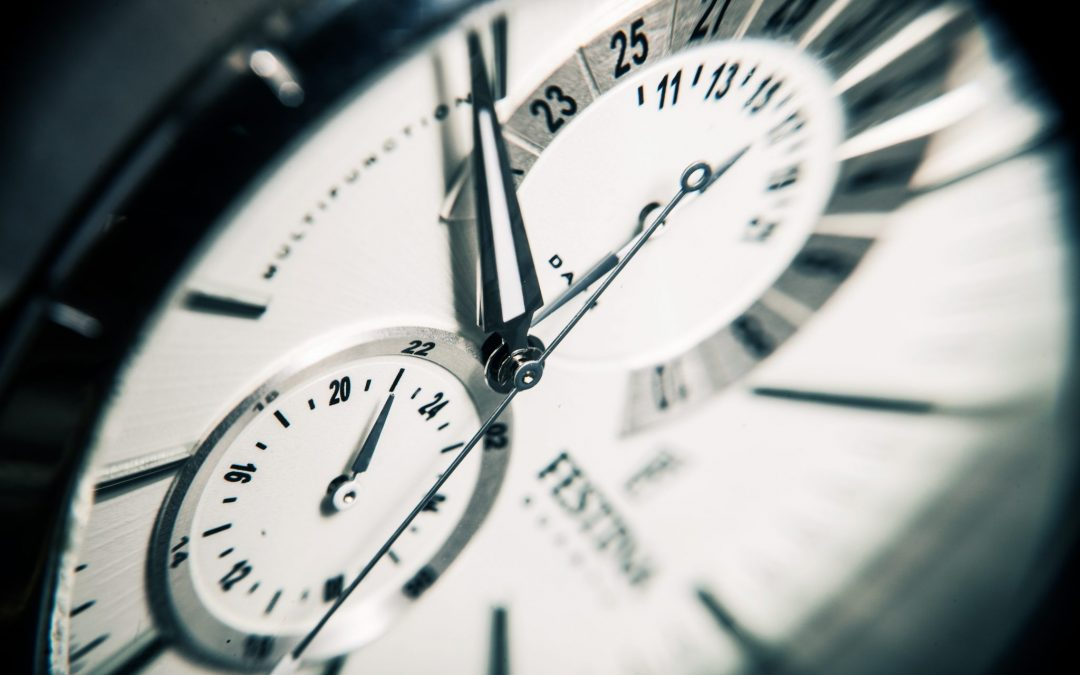 Get in the Zone: Why Managing Time Matters