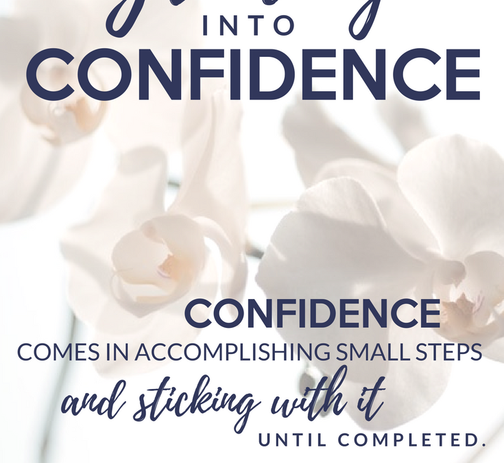 Growing into Confidence